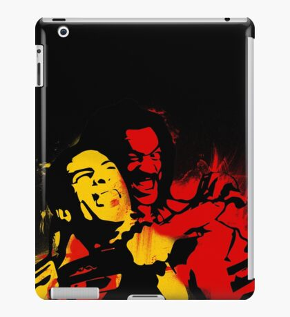 I AM THE MASTER iPad Case/Skin