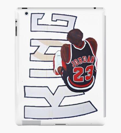 King Jordan iPad Case/Skin