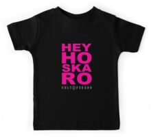 Cult of Skaro - Hey Ho Skaro Kids Tee