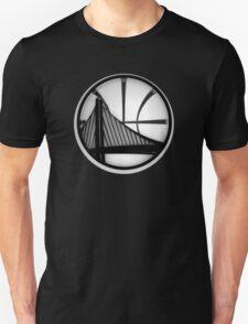 golden state warriors black Unisex T-Shirt