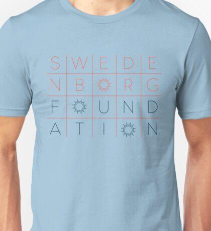 """Swedenborg Foundation """"Grid Design"""" 3 T-Shirt"""