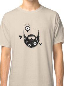 Make Beards Not War! Classic T-Shirt