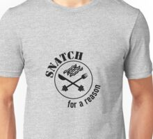 For a Reason (Bacon) Unisex T-Shirt