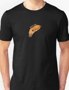 Sepiida (White Lettering) Unisex T-Shirt