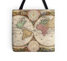 Around the world.. Wanderlust! Tote Bag