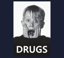 Macaulay Culkin -Drugs- One Piece - Short Sleeve
