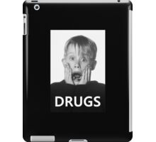 Macaulay Culkin -Drugs- iPad Case/Skin