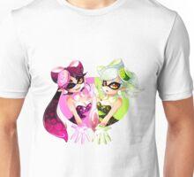 Splatoon: Squid Sisters Unisex T-Shirt