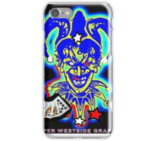 (NYC UWG)- Joker print  iPhone Case/Skin