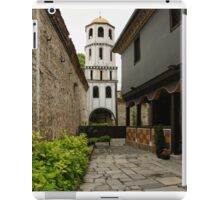 Of Courtyards and Belfries  iPad Case/Skin