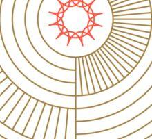 Swedenborg Foundation Logo Sticker