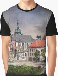 Cracow.World Youth Day in 2016. Graphic T-Shirt