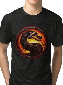 mortal Tri-blend T-Shirt