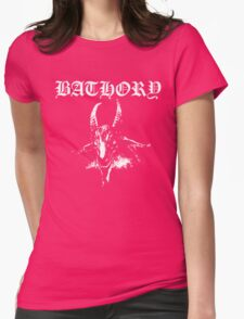 Bathory T-Shirt Womens Fitted T-Shirt