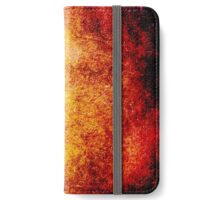 Abstract Crazy Retro Cool Lovely New Grunge Texture iPhone Wallet/Case/Skin