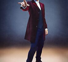 The Twelfth Doctor by eclecticmuse