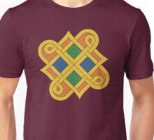 Durrow Knotwork 2016 Unisex T-Shirt