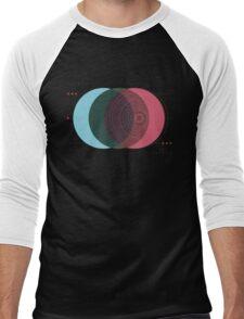 Emanuel Swedenborg's Heaven and Hell Men's Baseball ¾ T-Shirt