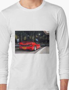 Ferrari F50 Long Sleeve T-Shirt