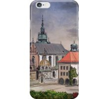 Cracow.World Youth Day in 2016. iPhone Case/Skin