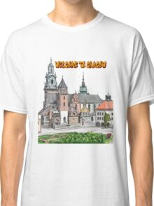 Cracow.World Youth Day in 2016. Classic T-Shirt