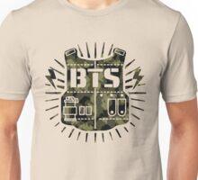 BTS Bulletproof Camo Unisex T-Shirt