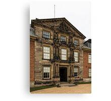 Dunham Massey -The entrance Canvas Print