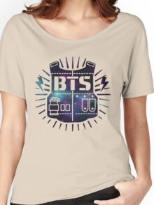 BTS Bulletproof Galaxy Women's Relaxed Fit T-Shirt