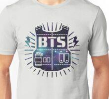 BTS Bulletproof Galaxy Unisex T-Shirt