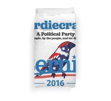 Bernie Sanders Duvet Cover