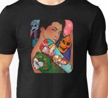 80s girl 5 Unisex T-Shirt