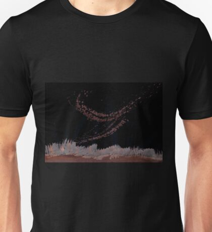 0078 - Brush and Ink - Vise Unisex T-Shirt
