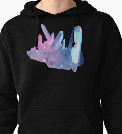 Pastel Crystal Pullover Hoodie