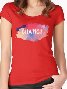 Chance 3 Women's Fitted Scoop T-Shirt