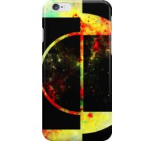 Geometric Space iPhone Case/Skin