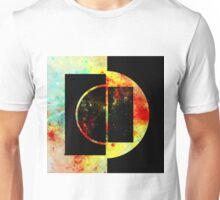 Geometric Space Unisex T-Shirt