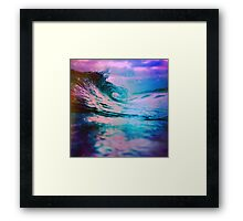 (Go With You_) Framed Print