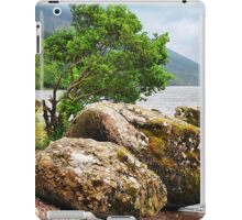 On the shores of Loch Ness - AGAIN iPad Case/Skin
