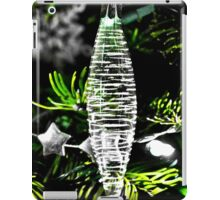 Backlit Glass Ornament iPad Case/Skin