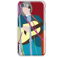 The worlds best band iPhone Case/Skin