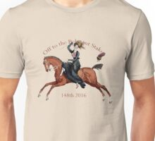 148th Belmont Stakes 2016 Horse Racing Unisex T-Shirt