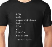 A Little Stitious Unisex T-Shirt