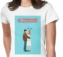 The Umbrellas of Cherbourg - Catherine Deneuve - Jacques Demy Womens Fitted T-Shirt