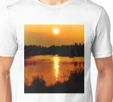 On Golden Pond Unisex T-Shirt
