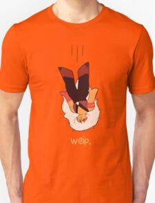 Jasper Falling Unisex T-Shirt