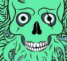 BadBoy Octopus Skull  Sticker