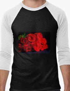 Ignited Passion Men's Baseball ¾ T-Shirt