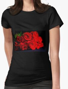 Ignited Passion Womens Fitted T-Shirt