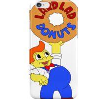 The Simpsons - Lard Lad Donuts T-Shirt iPhone Case/Skin