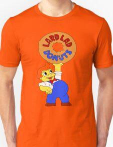 The Simpsons - Lard Lad Donuts T-Shirt T-Shirt